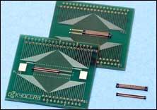 0.4mm间距 侧宽1.9mm的电路板对电路板连接器 5807系列发布